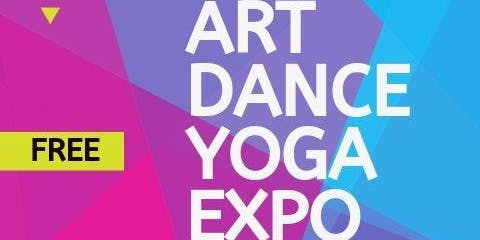 Second Friday: Art Dance Yoga Expo