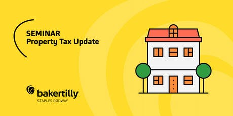 Property Tax Update tickets