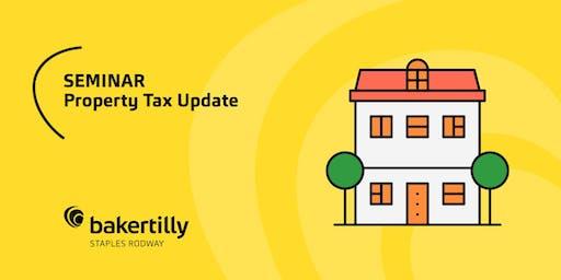 Property Tax Update
