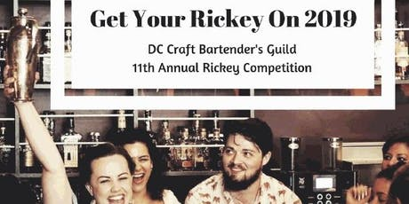 2019 Rickey Competition at Jack Rose tickets