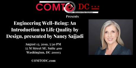 COMTO Networking Event with Special Guest Nancy Sajjadi tickets