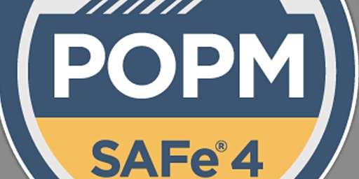 SAFe Product Manager/Product Owner with POPM Certification in Edison ,New Jersey (Weekend)