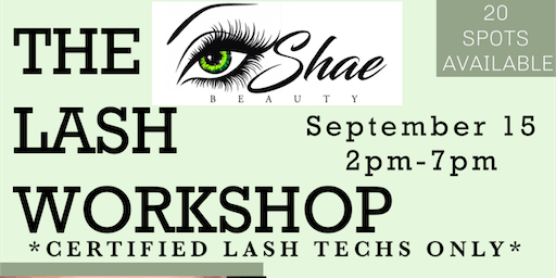 The Lash Workshop