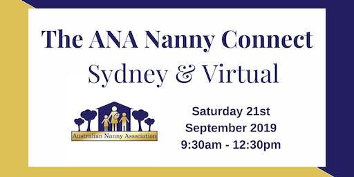 The ANA Nanny Connect - Sydney & Virtual