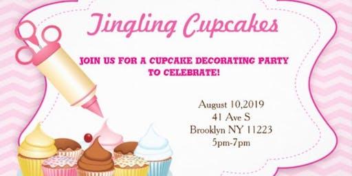 Tingling Cupcakes Decorating Class