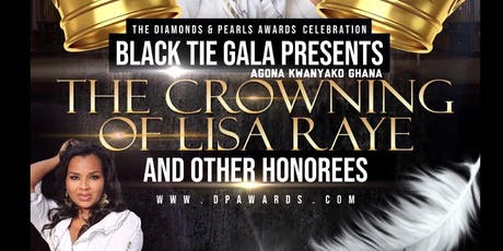 The Crowning Of LisaRaye & Honorees Awards Celebration tickets
