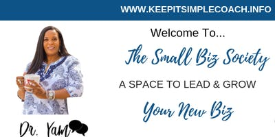 ENTREPRENEURS JOIN THE SMALL BIZ SOCIETY ---FREE FACEBOOK GROUP - ONT