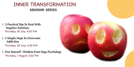 Inner Transformation Seminar Series  tickets