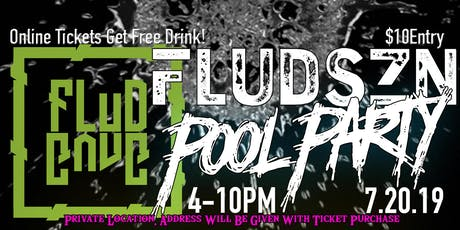 FludSZN Pool Party tickets