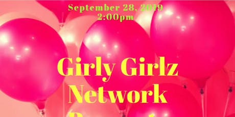 """It's Me Time"" with Girly Girlz Network! tickets"