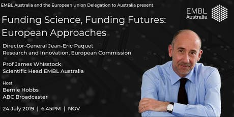 Funding Science, Funding Futures: European Approaches tickets