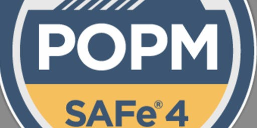 SAFe Product Manager/Product Owner with POPM Certification in Austin,Texas (Weekend)