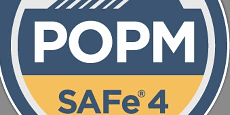 SAFe Product Manager/Product Owner with POPM Certification in Seattle ,WA Weekend) tickets