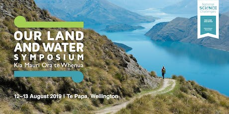Our Land and Water Symposium 2019 tickets