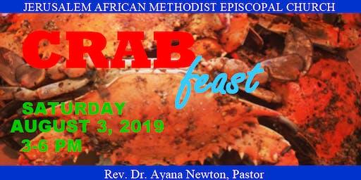 Jerusalem AME Church Crab Feast