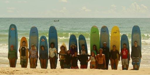 Retiro SYM - Surf Yoga Music - Feriado 14 a17 Novembro