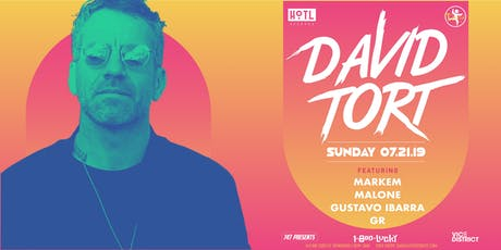 Dansu Sundays ft. David Tort, Markem, + MORE! tickets