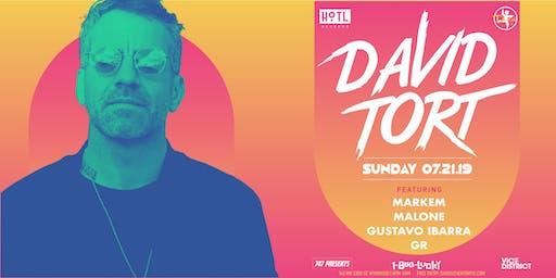 Dansu Sundays ft. David Tort, Markem, + MORE!