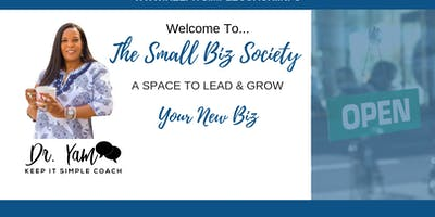 ENTREPRENEURS JOIN THE SMALL BIZ SOCIETY ---PRIVATE FREE FACEBOOK GROUP - SAD