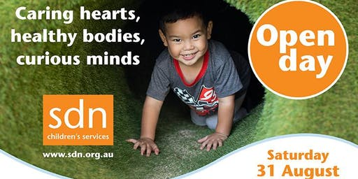 SDN Linthorpe St, Newtown Open Day 2019