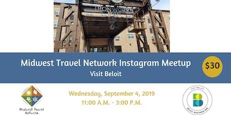 Visit Beloit Instagram Meet-Up tickets