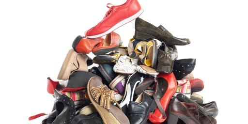 Shoes for a Cruise - Fundraising Shoe Drive - Win a 3-Day Baja Cruise for 2