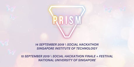 PRISM: A Social Hackathon and Festival tickets