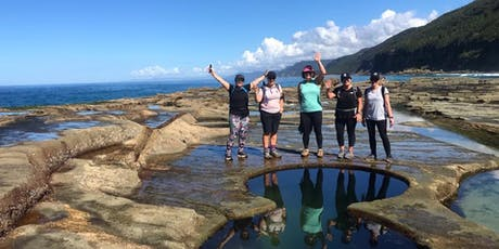 Women's Garie to Figure Eight Pools Hike // Saturday 21st September tickets