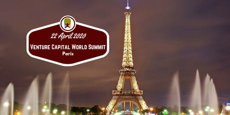 Paris 2020 Venture Capital World Summit tickets