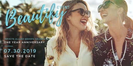 BEAUTIFY - ONE YEAR ANNIVERSARY EVENT tickets