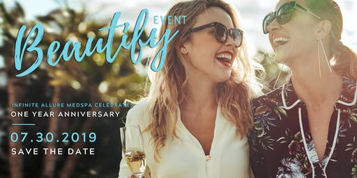 BEAUTIFY - ONE YEAR ANNIVERSARY EVENT