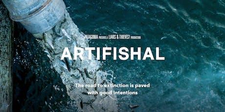 Artifishal & Saving Martha Screening - Patagonia Torquay tickets