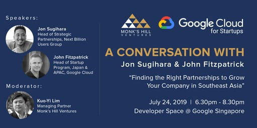 A Conversation with Jon Sugihara and John Fitzpatrick at Google