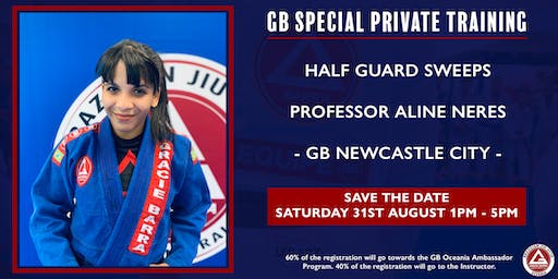 GB Special Private Training at GB Newcastle City
