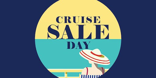 Cruise Sale Day - Saturday 3rd August - Modbury