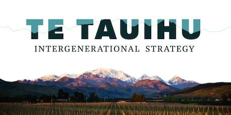 Te Tauihu Community Hui - Blenheim tickets