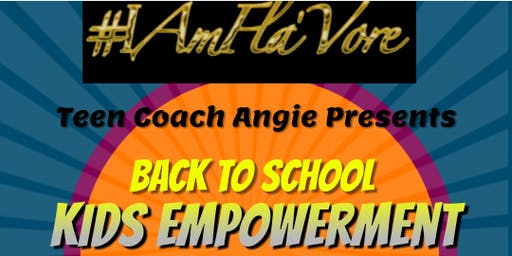 Flavore August Empowerment