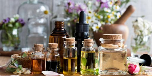 Every Day Essential Oils Workshop