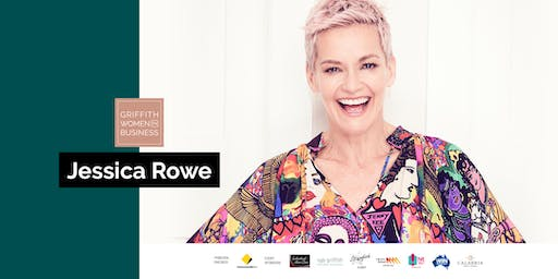Griffith Women in Business present Jessica Rowe AM
