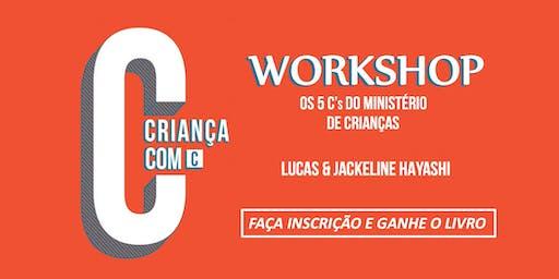 WORKSHOP CRIANÇA COM C