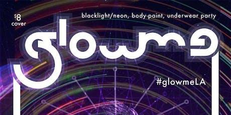 Glow Me (LA's Original Blacklight Bodypaint Party) tickets