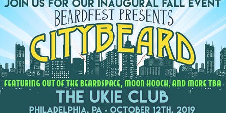 CITYBEARD 2019 tickets