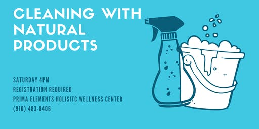 Cleaning with Natural Solutions