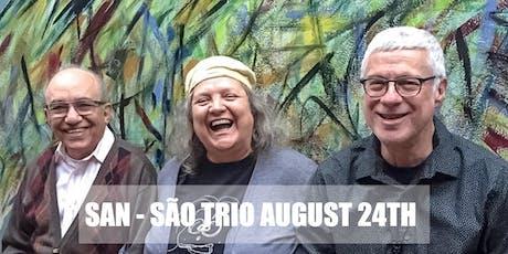 Concert on the Inverness Ridge - San-São Trio tickets