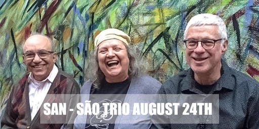Concert on the Inverness Ridge - San-São Trio