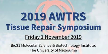 2019 AWTRS Tissue Repair Symposium tickets