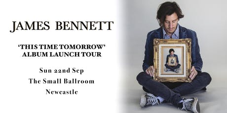 James Bennett - Album Launch tickets
