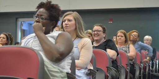 Teacher Self-Care Conference- Philadelphia