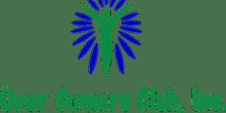 Over Comers Club, Inc. 6th Anniversary, Rainbow Tea tickets