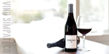 SAMsARA Tasting with Winery Owners Joan & David Szkutak tickets